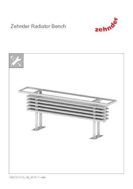 zehnder radiator bench design heizk rper. Black Bedroom Furniture Sets. Home Design Ideas