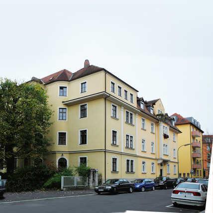 Mehrfamilienhaus Würzburg