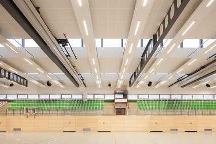 AVH Gymnasium Sporthalle