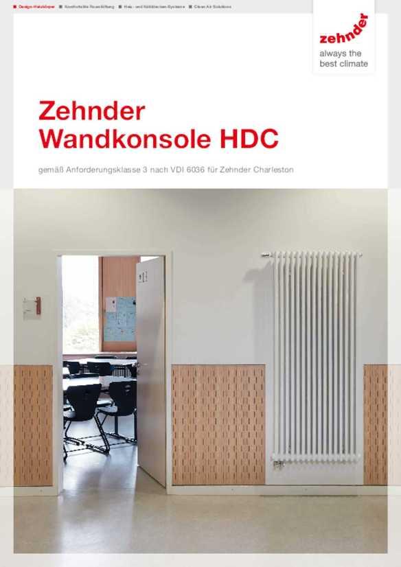 Zehnder Charleston | Zehnder Group Deutschland GmbH