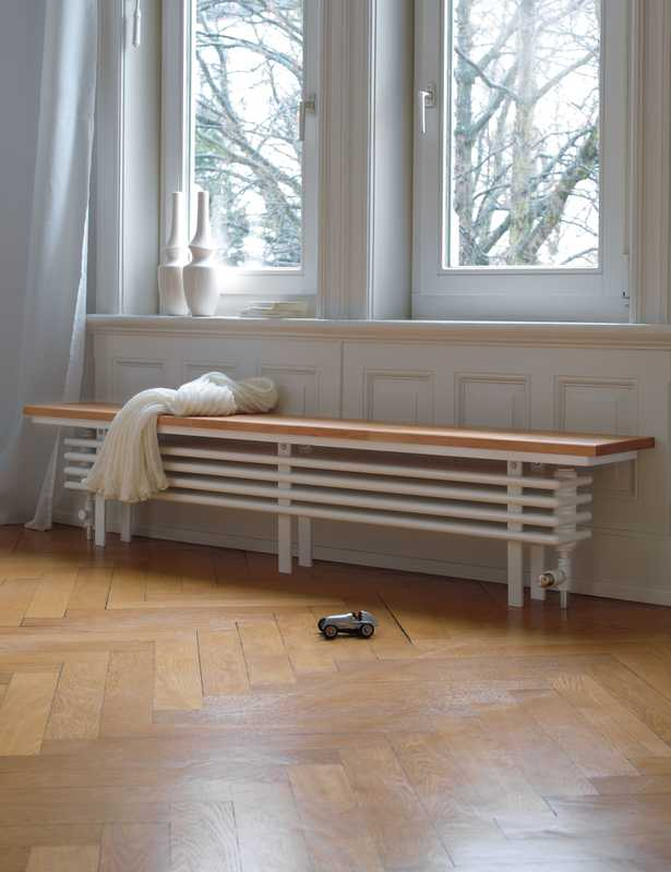 Zehnder radiator bench zehnder group deutschland gmbh for Design radiatoren woonkamer