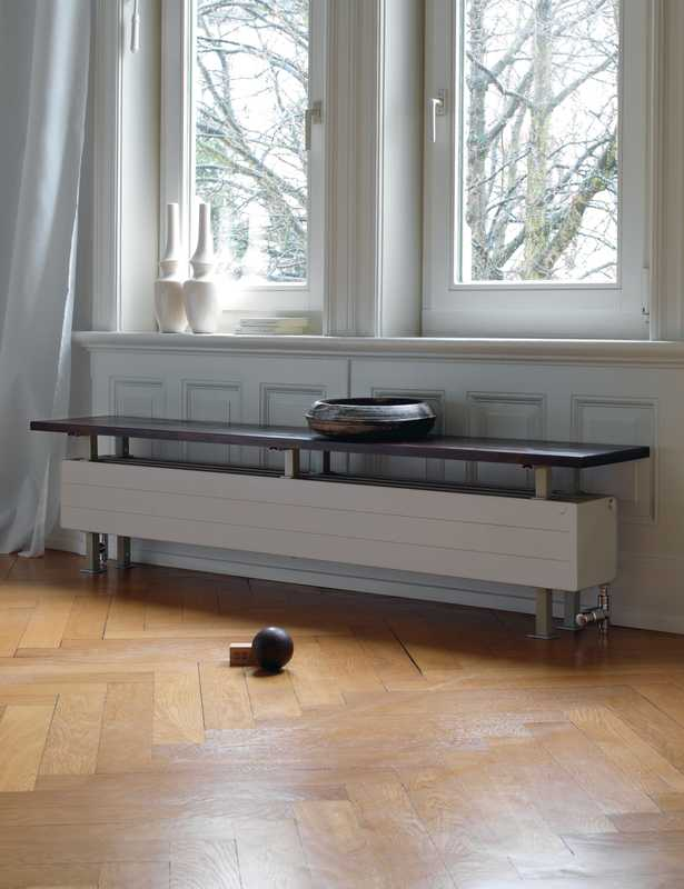 zehnder radiavector bench design heizk rper. Black Bedroom Furniture Sets. Home Design Ideas