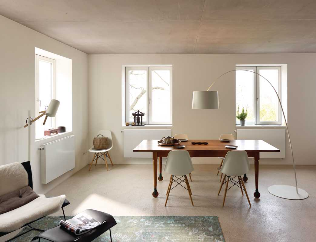 zehnder zmart cvalve design heizk rper. Black Bedroom Furniture Sets. Home Design Ideas