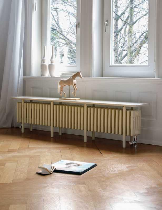 Zehnder Charleston Bench | Zehnder Group Deutschland GmbH