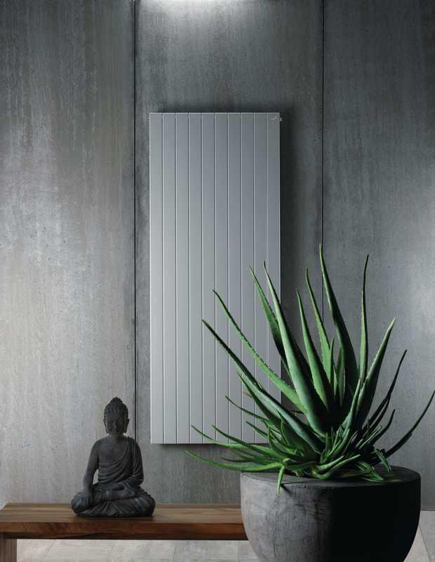 zehnder nova design-heizkörper, Wohnzimmer