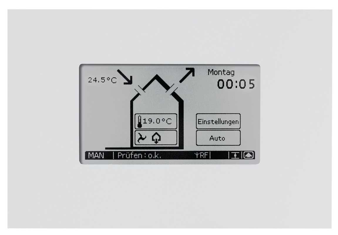 ComfoControl CC Luxe