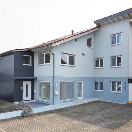 Bürogebäude Neuried mit ComfoAir 180