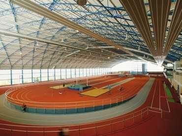 Zehnder ZIP für Sporthallen.